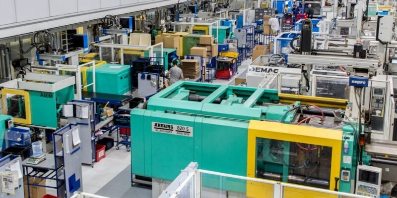 plastic injection moulding companies