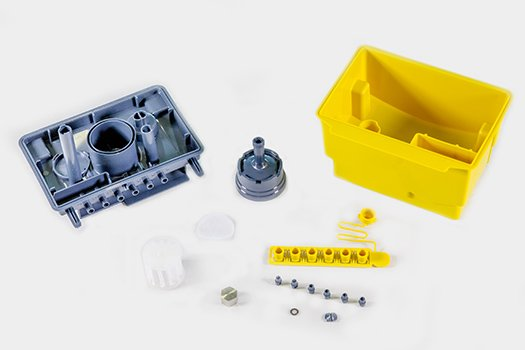 OGM - Plastic Injection Moulding Examples