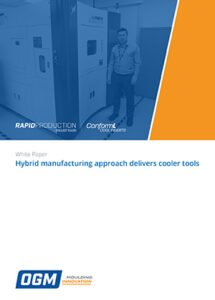 Hybrid Manufacturing